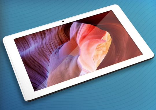 Kite HD tablet runs Ubuntu and Android, boasts quad-core processor