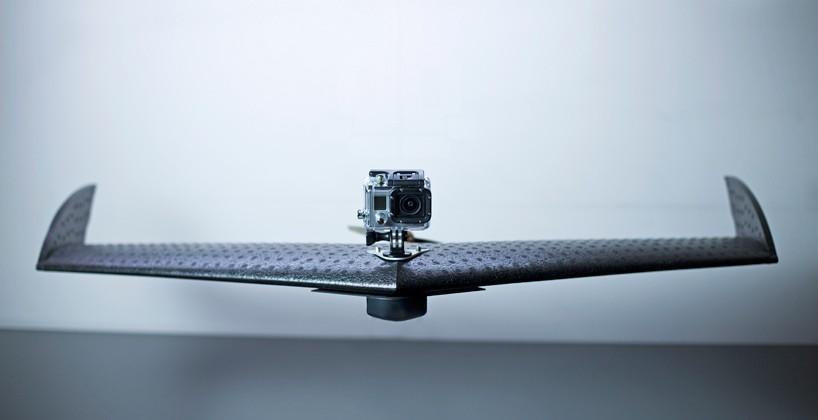 Lehmann Aviation LA100 drone takes GoPro to new autonomous heights