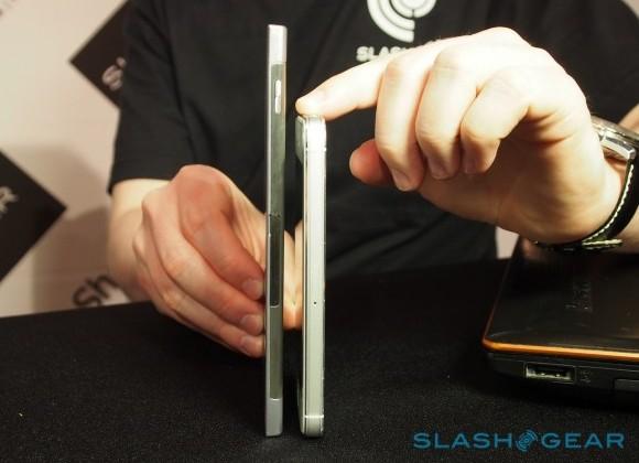 Lenovo IdeaPhone K900 vs iPhone 5