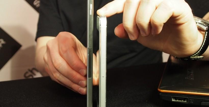Lenovo IdeaPhone K900 vs Samsung Galaxy Note II