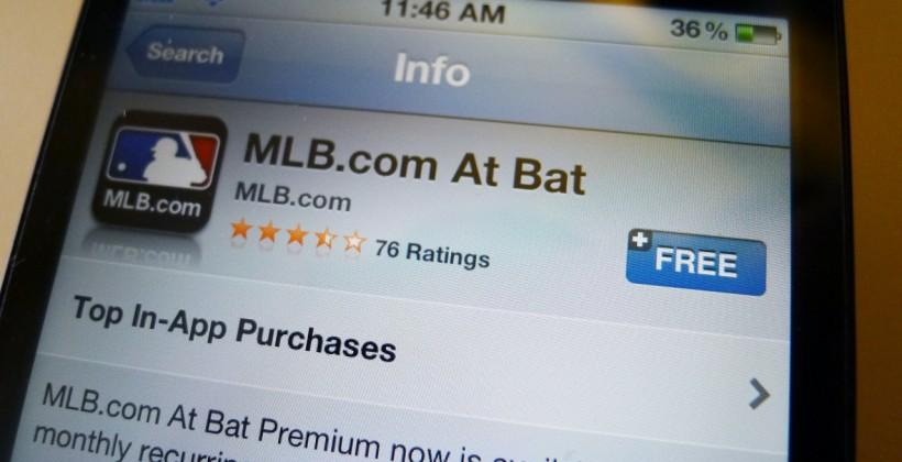 MLB At Bat coming to BlackBerry 10 by Opening Day