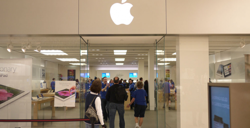 Apple Store design and layout granted official US trademark