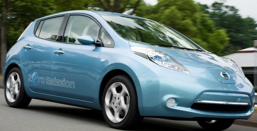 Nissan slashes entry-level Leaf EV by $6k