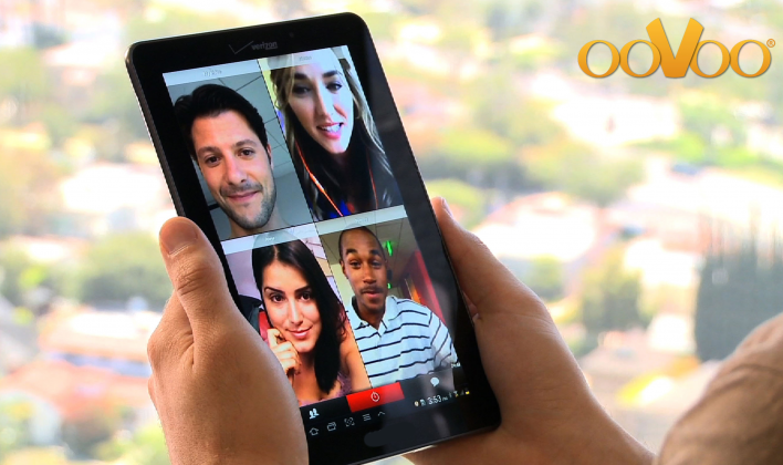 BlackBerry 10 adds ooVoo for 12-person video chat