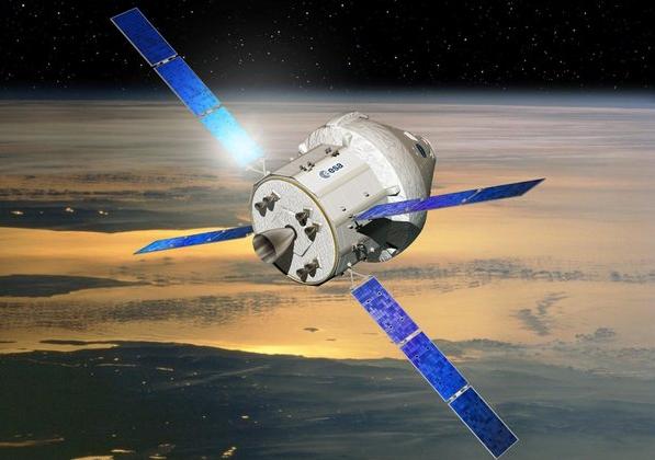 NASA teams with European Space Agency for Orion module
