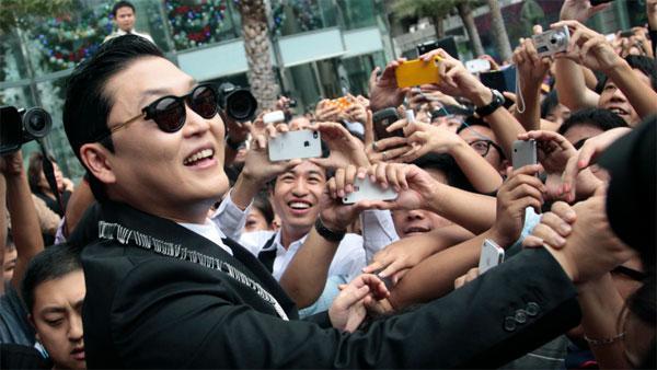 Psy video Gangnam Style earns $8 million on YouTube