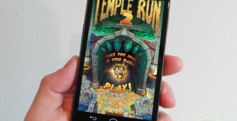 "Temple Run 2 beats ""fastest growing mobile game"" record by 22 days"