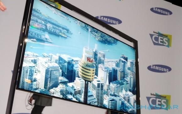 Want Samsung's 85-inch Ultra HD TV? Check your pockets for $38k in change