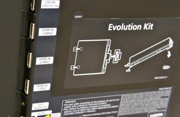Samsung Smart Evolution Kit, TV Camera and Multi-View 3D Glasses revealed