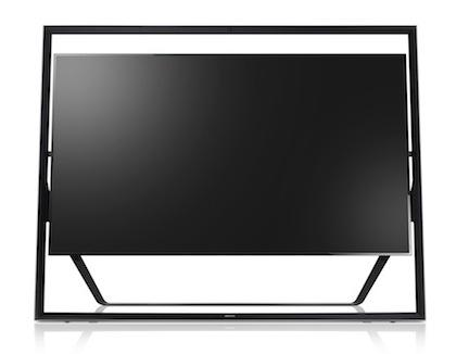 Samsung reveals full Ultra HD, OLED and Smart TV lineup at CES 2013