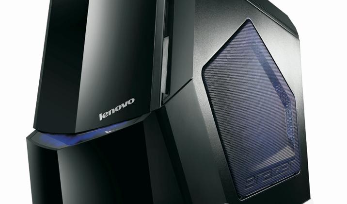 Lenovo Erazer X700 PC targets the gaming crowd