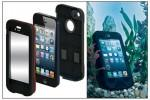 Seidio OBEX iPhone 5 case is waterproof and impact proof