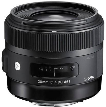 Sigma unveils four new Art lenses