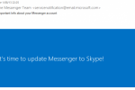 Microsoft to kill the Messenger and migrate users to Skype in March