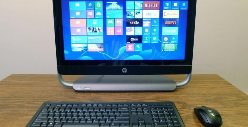 HP ENVY 23 TouchSmart Review