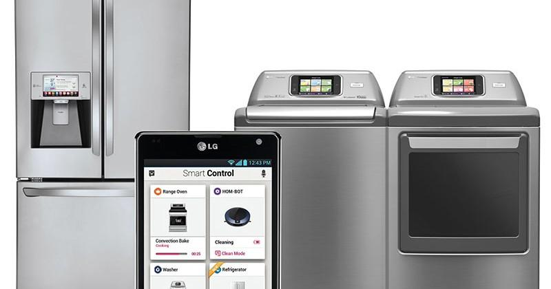 LG to show off smart home appliances at CES 2013