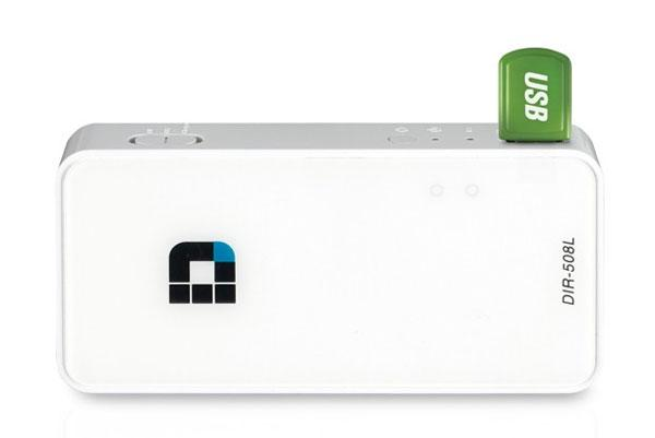 D-Link launches SharePort Go II router at CES