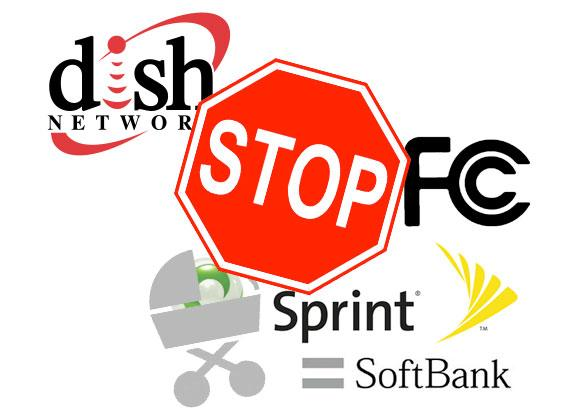 "Dish demands FCC see Softbank-Sprint deal ""unripe for consideration"""