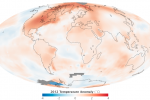 NASA says 2012 was 9th-warmest year on record