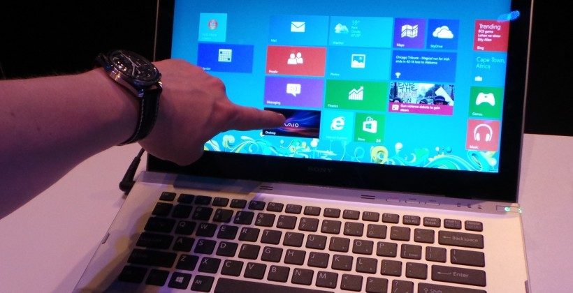 CES 2013 wrap-up: PCs and Windows 8