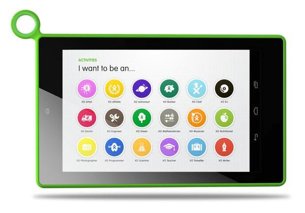One Laptop per Child Association unveils XO Learning System and XO Tablet