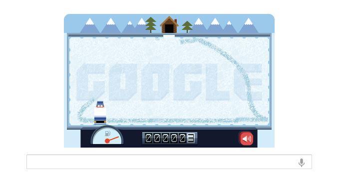 Interactive Google Doodle celebrates Frank Zamboni's birthday