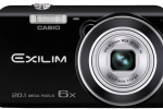 Casio launches the 20.1-megapixel Exilim EX-ZS30 digital camera