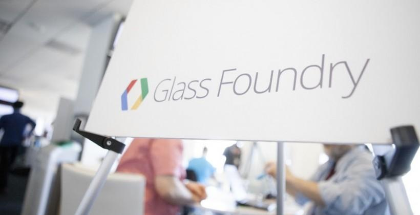 Google releases pictures from Glass Foundry events, shows off pioneers in action