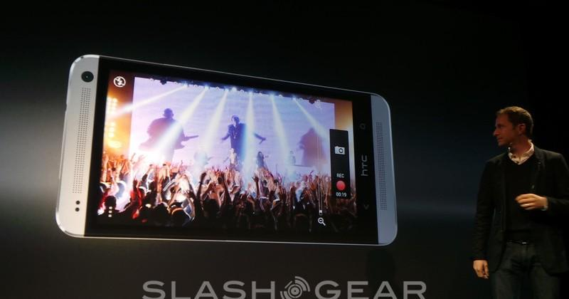 HTC One features new BoomSound front-facing speakers