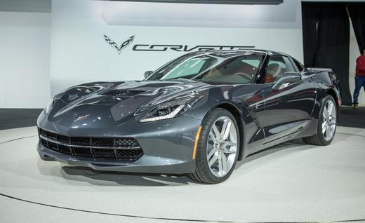 2014 Chevy Corvette Stingray teased in a beautiful 28-second commercial