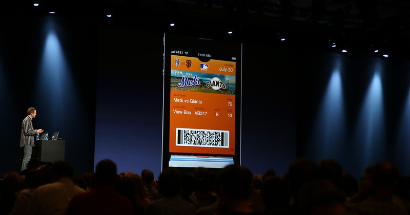 Apple's Passbook ticketing expanding to 14 MLB teams this year