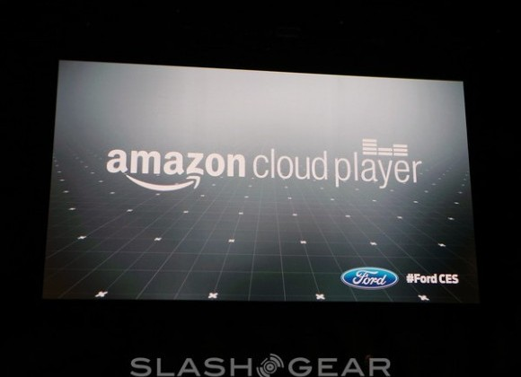 Amazon Cloud Player now available for Ford SYNC