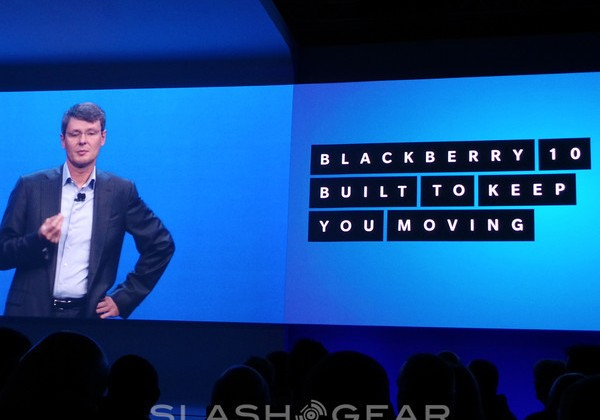 BlackBerry 10 March release: far too late