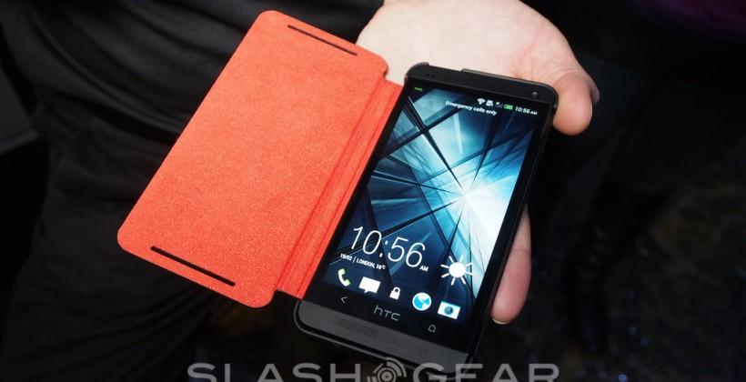HTC One accessories hands-on rundown