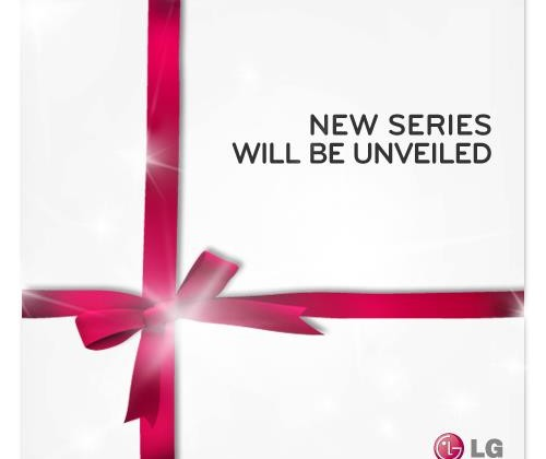 "LG mobile teases fabulous ""new series"" for MWC 2013"