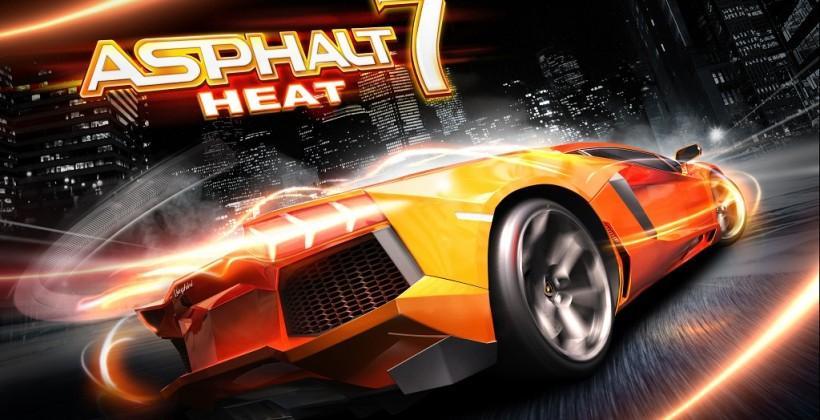 Asphalt 7: Heat races its way to Windows Phone