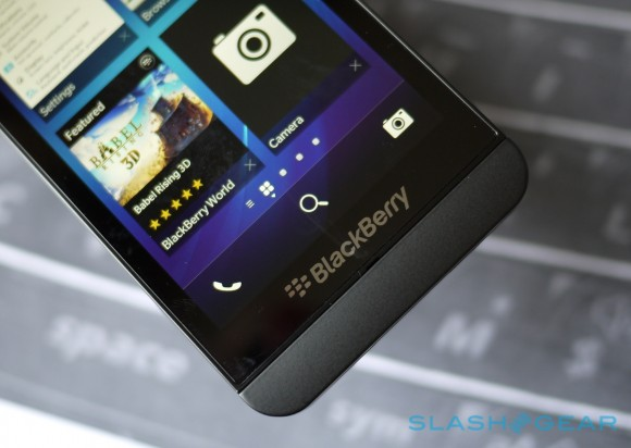 BlackBerry Z10 sales estimates cut significantly