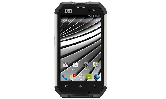 Caterpillar unveils rugged B15 Android smartphone at MWC