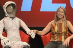 MIT professor develops form-fitting space suit, is dreaming of Mars