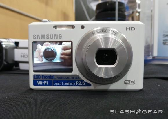 Samsung WB250F and DV150F WiFi smart cameras hit stores