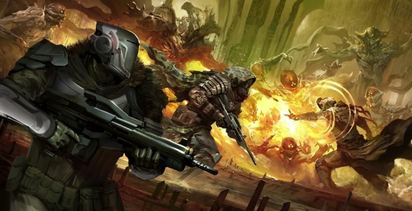 Bungie reveals Destiny: A shared-world shooter