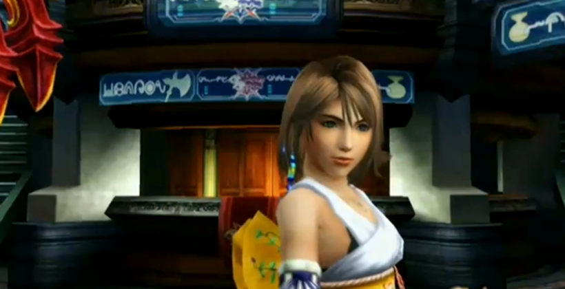 Final Fantasy X HD previewed on the PS VITA