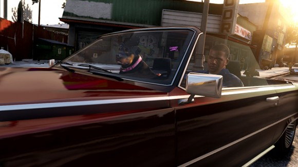 Grand Theft Auto V for next-gen consoles: not so much