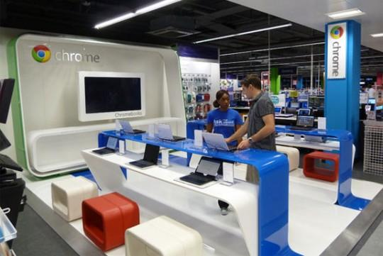 Google retail stores coming to a place near you