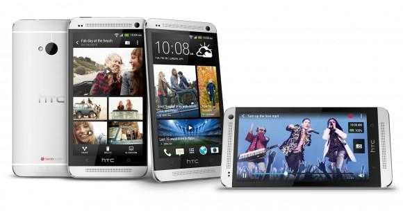 HTC One: All the carriers (but where's Verizon?)