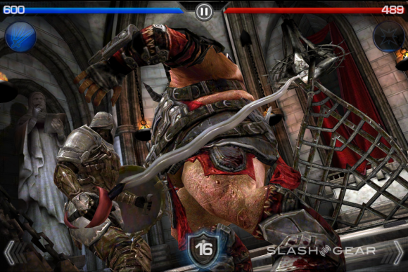 Infinity Blade free for first time ever, sale ends February 21