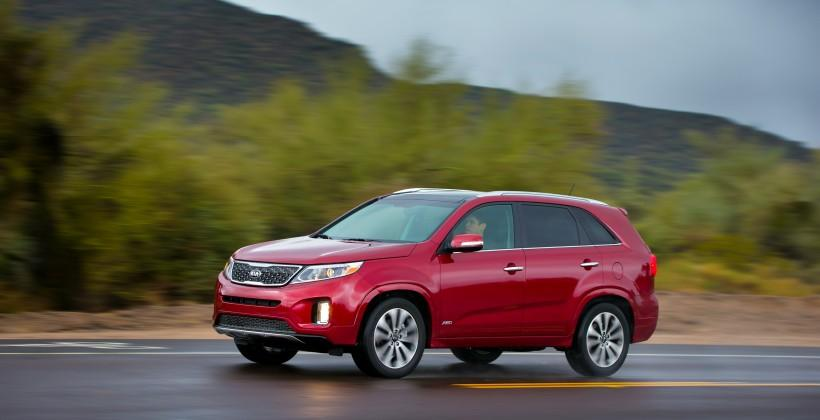 2014 KIA Sorento test drive: luxury inside and out