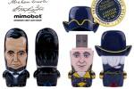 Mimoco expands MIMOBOT Legends line with Washington and Lincoln flash drives