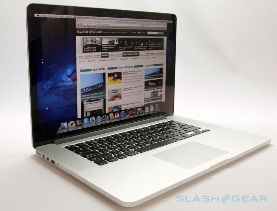 Retina MacBook Pro benchmarks show minor improvements