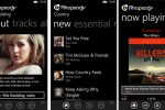 Rhapsody optimizes its app for Windows Phone 8